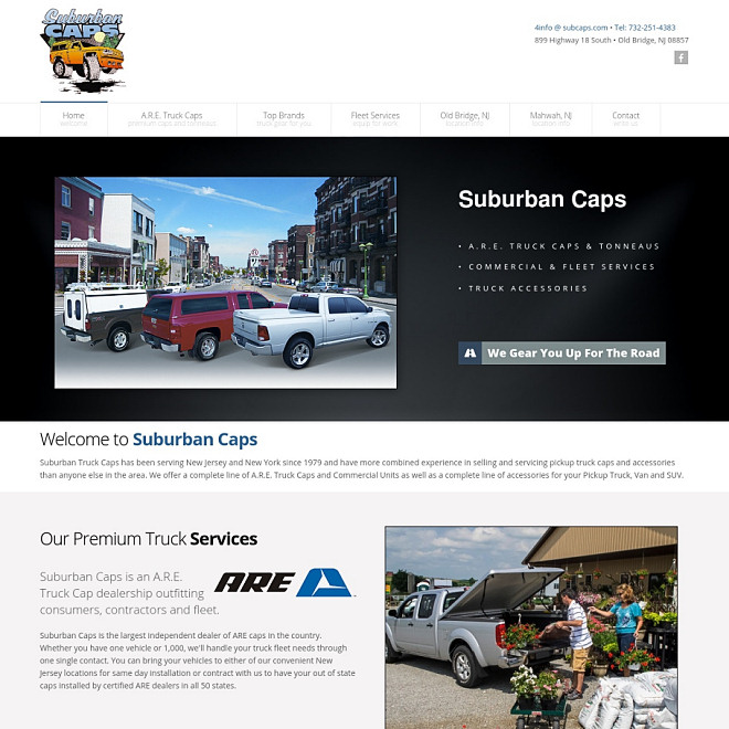 Suburban Caps has been serving New Jersey and New York since 1979.